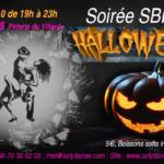 Soirée SBKR d'Halloween
